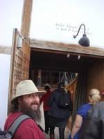 グローブの入り口