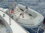 ディンギー 簡易移動用のゴムボート