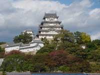 美しい姫路城 世界遺産