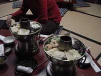 河道屋の芳香炉 伝統のおいしさ
