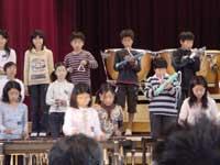 木琴だって弾けちゃうぞ!