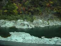 下呂温泉へ行く途中